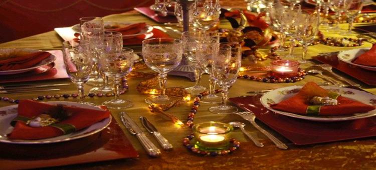 Déco Table de Noël , Traditionnelle, moderne, des idées déco