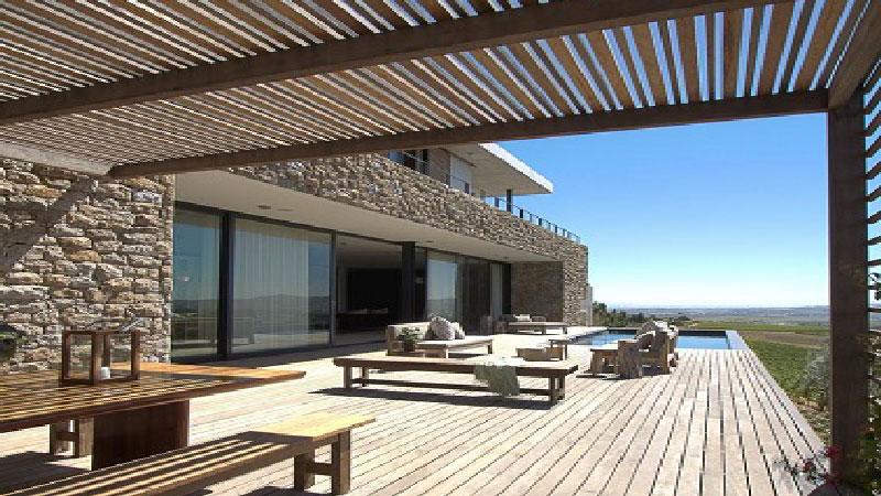 10 belles terrasses en bois pour se détendre   Deco-Cool