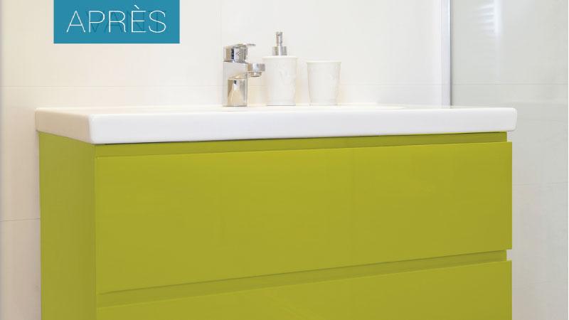 Peinture Salle de Bain pour mur, carrelage meuble | Déco-Cool